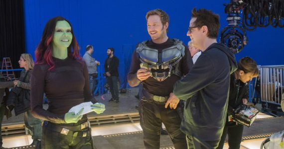 James Gunn no se descarta para dirigir una cuarta parte de Guardians of the Galaxy