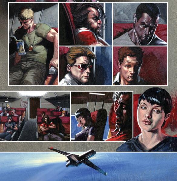 """""""Excepto por los superhéroes"""": La historia detrás de Guerra Secreta"""