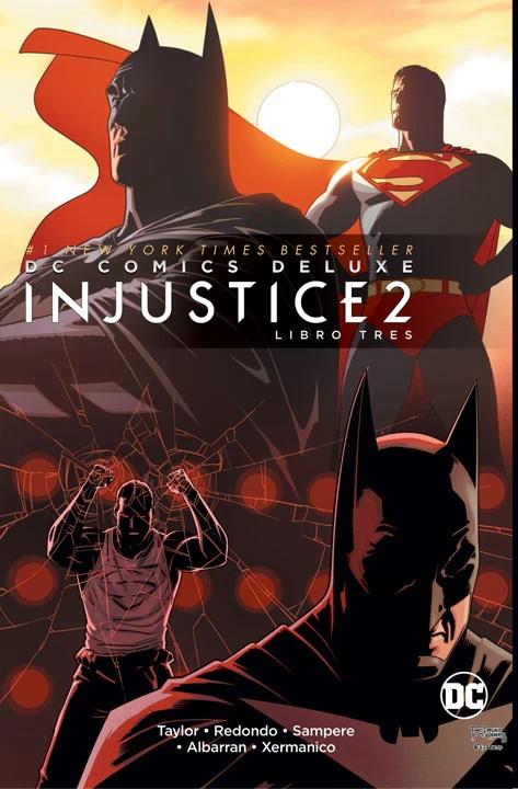 Injustice 2 Libro Tres