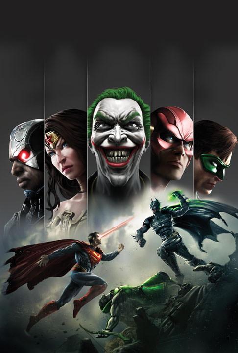¡Injustice tendrá su película animada!