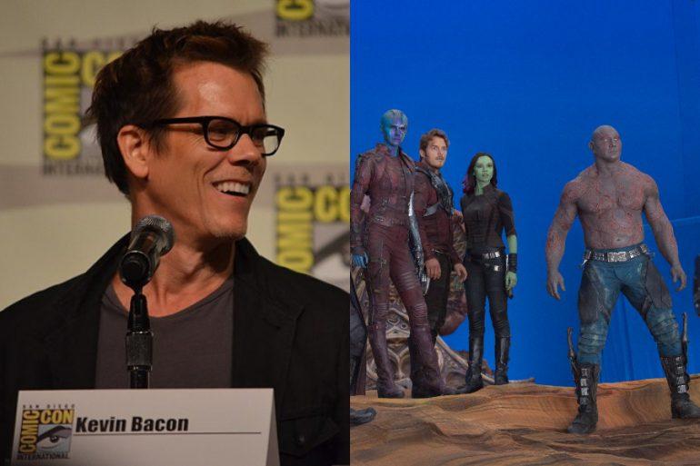 A Kevin Bacon le gustaría aparecer en Guardians of the Galaxy Vol. 3