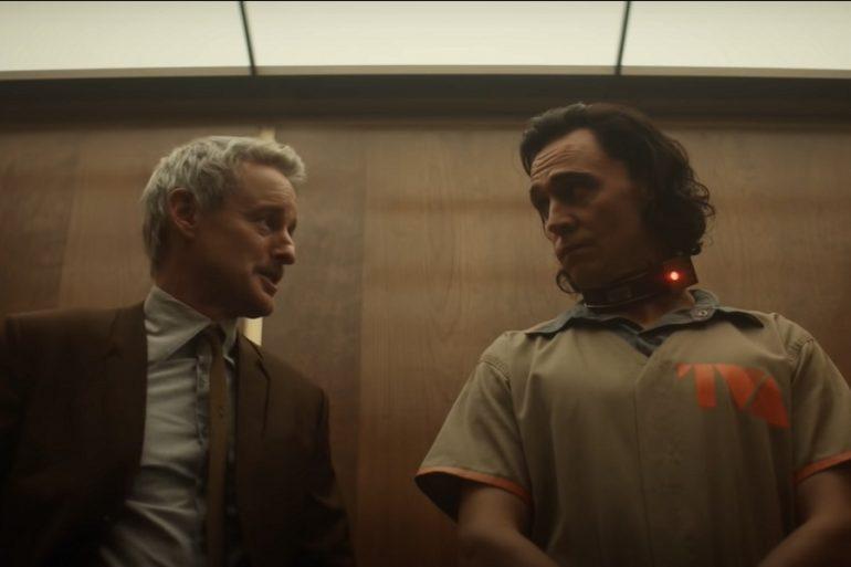 Video: Loki y el agente Moebius coversan en un nuevo adelanto