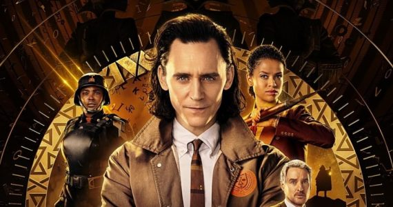 Loki: Con nuevo póster inicia la cuenta regresiva para su estreno