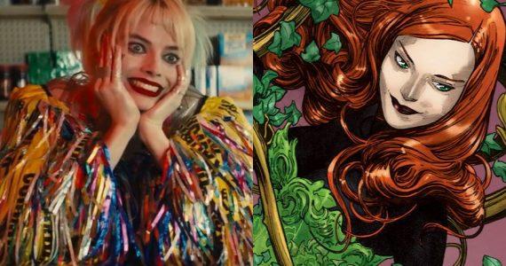 Margot Robbie insiste en ver juntas en el cine a Harley Quinn y Poison Ivy