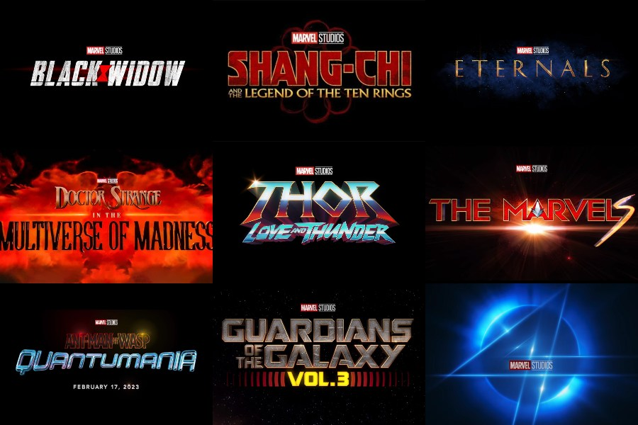 Marvel Studios: ¿Qué anuncios se dieron a conocer en su video?