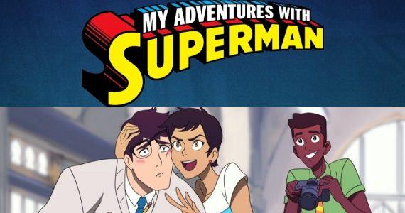 DC Comics anuncia la serie animada My Adventures with Superman