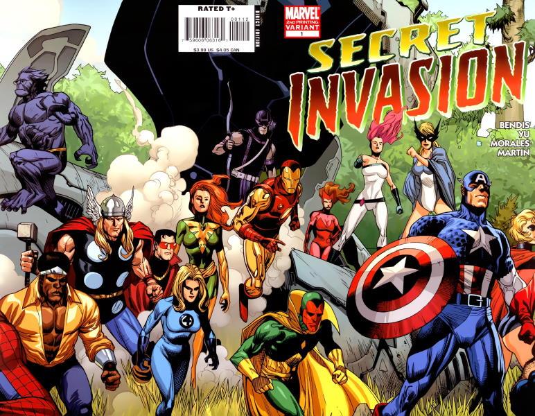 La serie Secret Invasion ha encontrado a sus directores