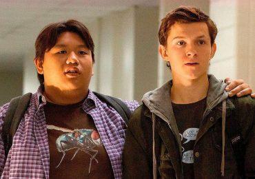 Jacob Batalon comparte nuevas fotos desde el set de Spider-Man: No Way Home
