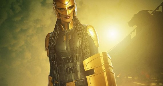 Supergirl: Primera imagen de Kelly Olsen como Guardian