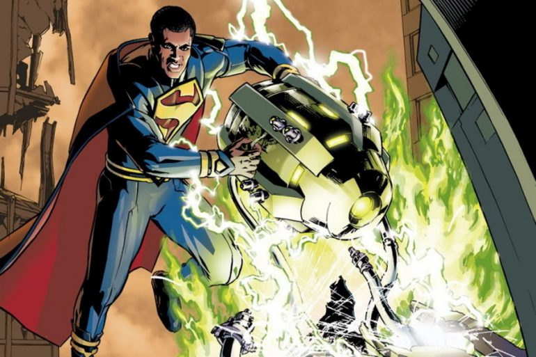 La versión afroamericana de Superman ya busca director y protagonista