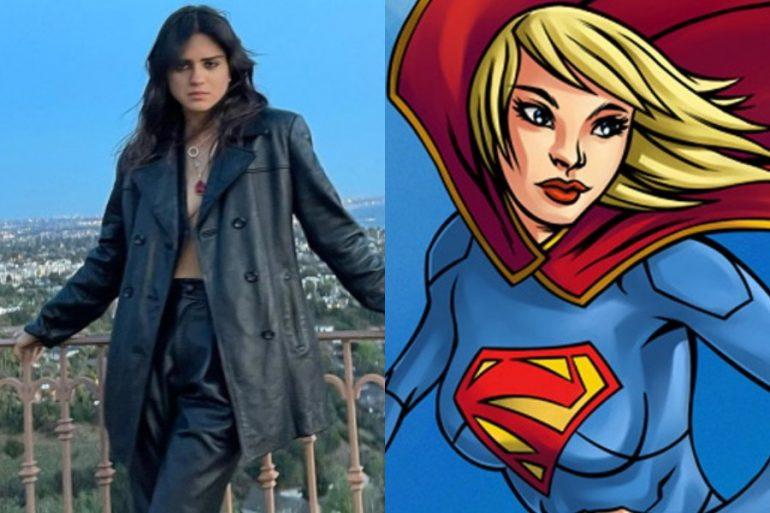 Así podría lucir la Supergirl de Sasha Calle para The Flash