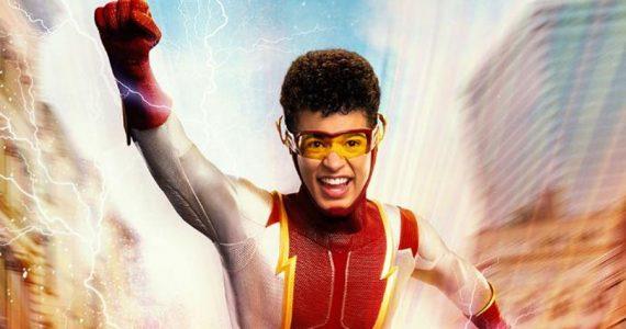 The Flash: ¡A toda velocidad llega la primera imagen de Impulse!