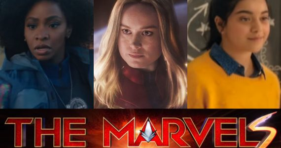 ¡Captain Marvel 2 es renombrada The Marvels!