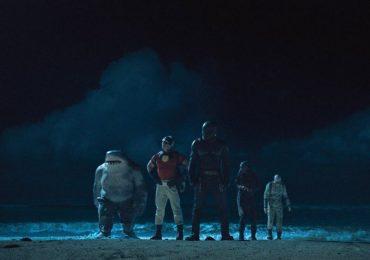 The Suicide Squad, imagen nueva en playa