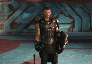 El atuendo de Chris Hemsworth para ejercitar en Thor: Love and Thunder