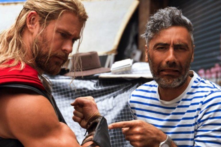 """""""Thor: Love and Thunder será la mejor película de Marvel"""": Taika Waititi"""