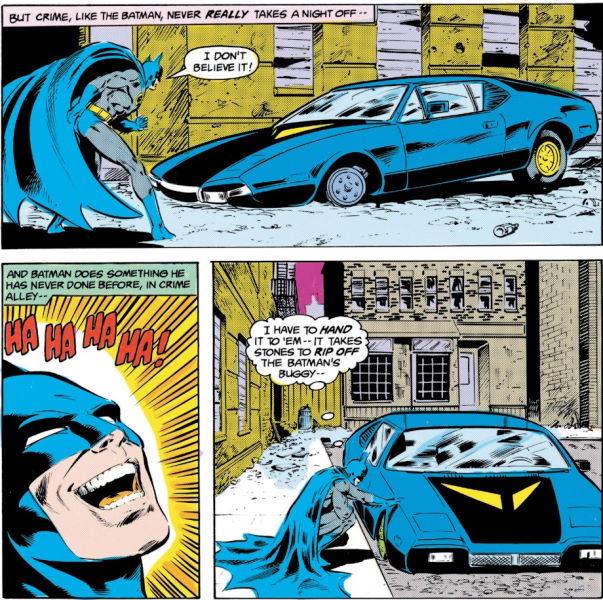 Top 10: Historias donde el Batimóvil fue más que un apoyo