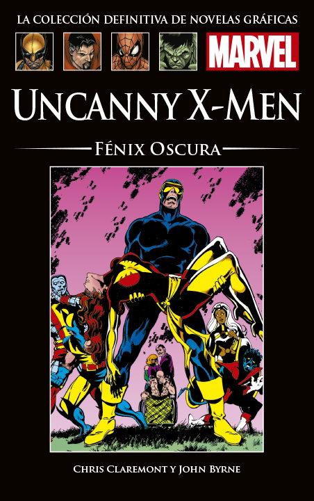 Uncanny X-Men: Fenix Oscura
