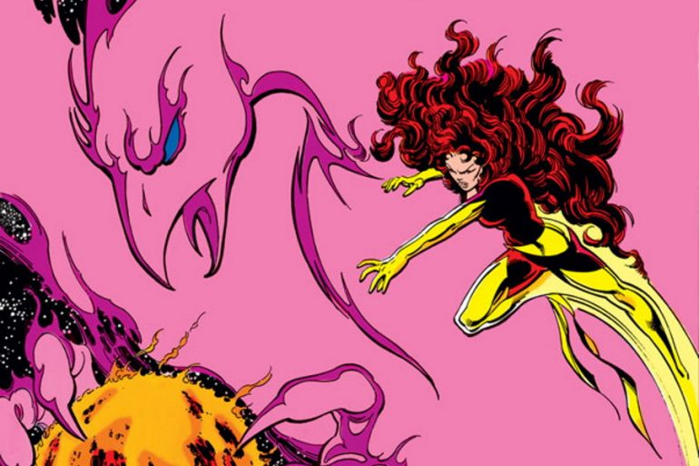 Los conceptos de Chris Claremont sobre Uncanny X-Men: Fenix Oscura