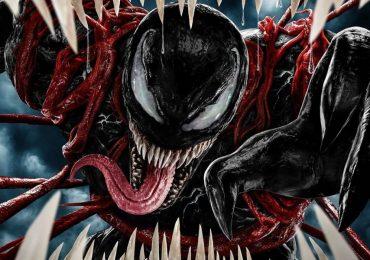 Este es el primer póster oficial de Venom: Let There be Carnage
