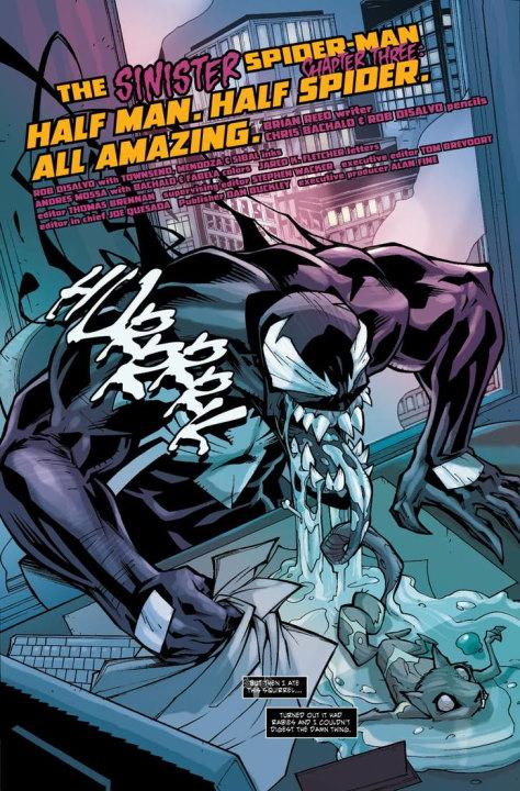 ¿Porqué Venom necesita chocolate en Venom: Carnage Liberado?
