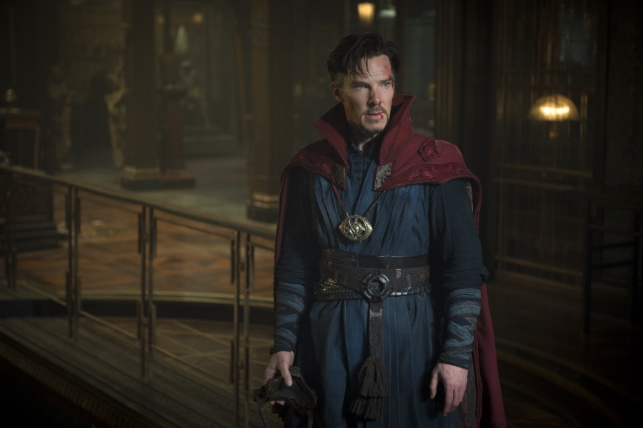 Doctor Strange sí estaba contemplado para aparecer en WandaVision