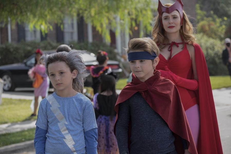 El momento favorito de Elizabeth Olsen en WandaVision