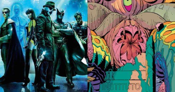 Watchmen: ¿Zack Snyder se arrepiente de no usar al calamar en el final?