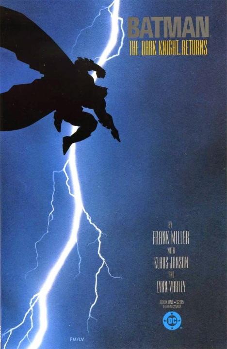 Zack Snyder aún quiere hacer la pélícula de The Dark Knight Returns