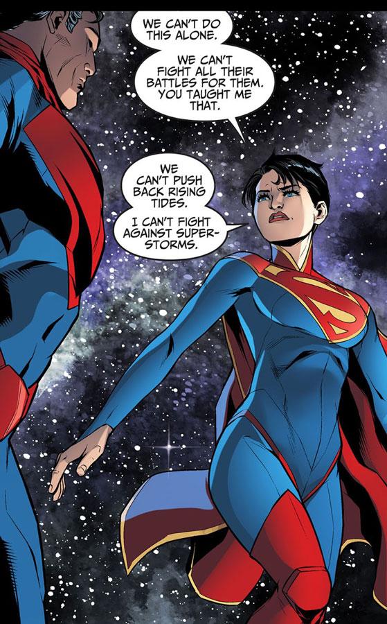 El fanart de Shasha Calle como Supergirl que estabas esperando