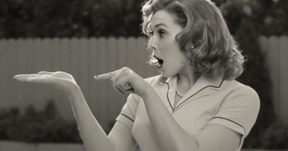 Elizabeth Olsen regresa al mundo de WandaVision… en un comercial