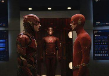 ¿Grant Gustin tendrá un cameo en la película The Flash?