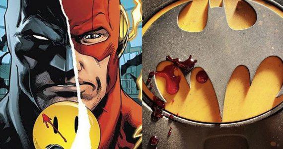 ¿La película de Flash toma elementos de Doomsday Clock, El Botón y Flashpoint?