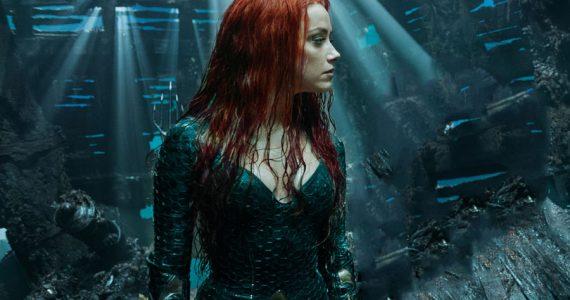 Mira el entrenamiento de Amber Heard para Aquaman 2