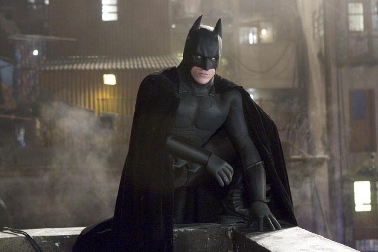 Recuerdan el estreno de Batman Begins con el clip de televisión de 2005