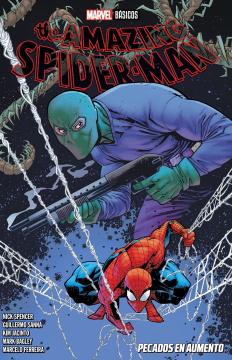 The Amazing Spider-Man: Pecados en Aumento