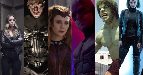 Top 10: las series de TV inspiradas en cómics de Marvel mejor ranqueadas