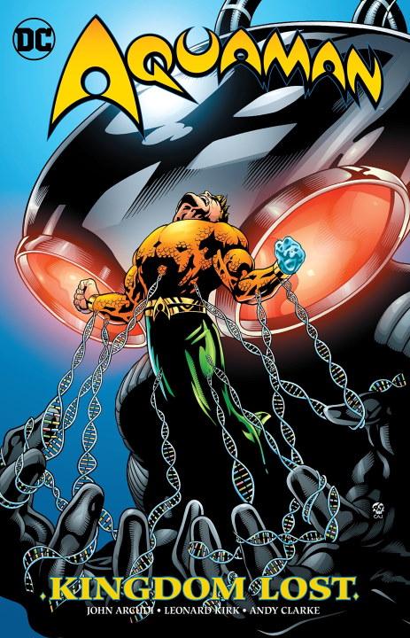 Aquaman 2 recibe título oficial: Aquaman and the Lost Kingdom