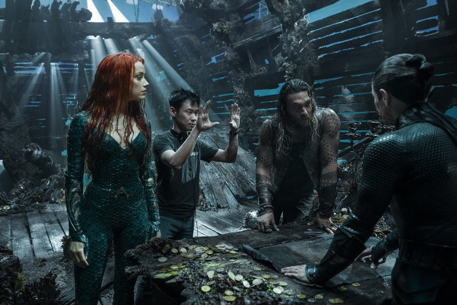 Aquaman and the Lost Kingdom inicia sus filmaciones