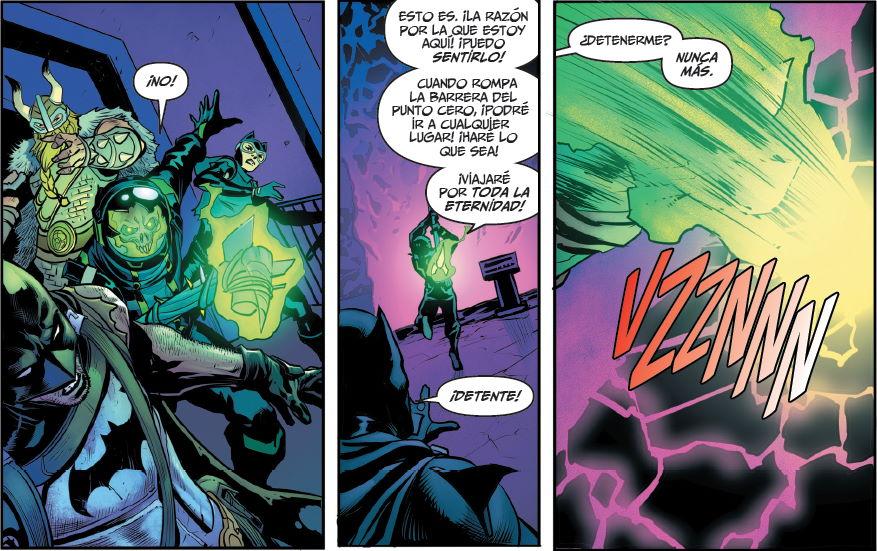 Otra muerte cimbra la trama de Batman / Fortnite: Punto Cero