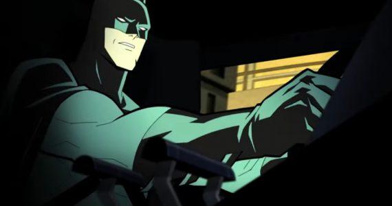 Clip de Batman: The Long Halloween Parte Uno nos presenta una persecución a gran velocidad