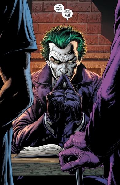 ¿Tres Jokers es parte de la continuidad de DC Comics?