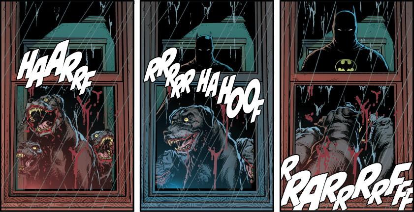 Top 10: Los easter eggs que nos presenta Batman: Tres Jokers