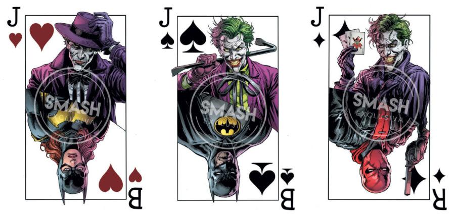 Batman: Tres Jokers