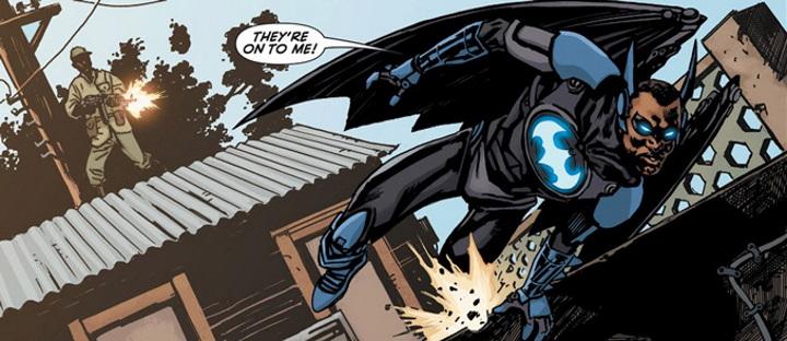 Batwing ha llegado a la segunda temporada de Batwoman