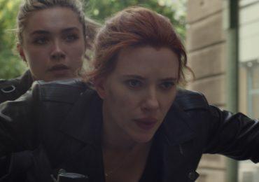 Nuevo póster de Black Widow llega a semanas de su estreno