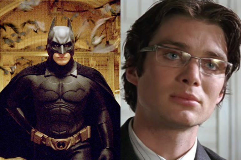 Cillian Murphy recuerda su audición para Batman Begins