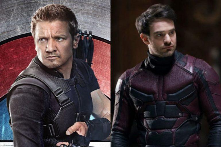 ¡Daredevil volvería en la serie Hawkeye!