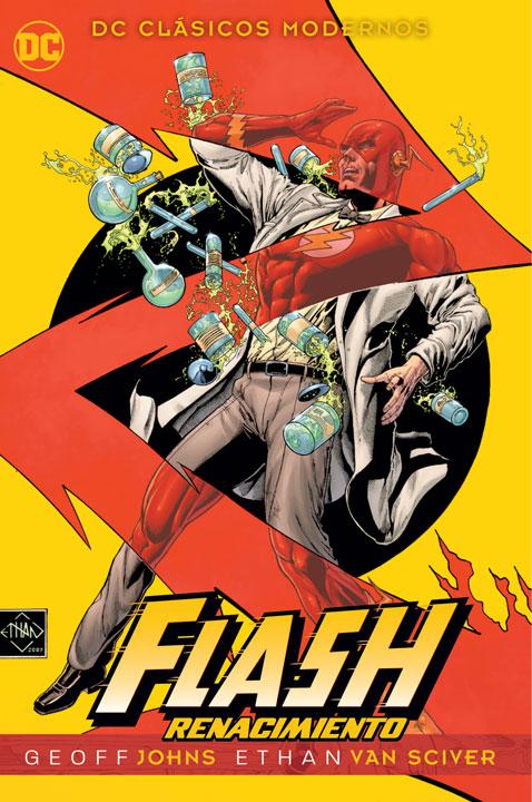 DC Clásicos Modernos – Flash: Renacimiento