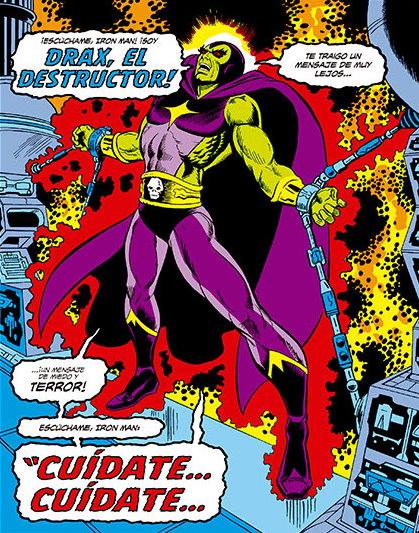 ¿Porqué Drax es gris y no verde en Marvel Studios? James Gunn lo explica